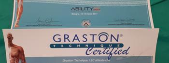 Corsi per la Graston Technique